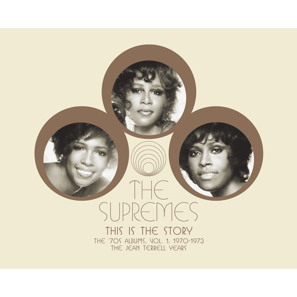 The Supremes - 1970-1973: The Jean Terrell Years