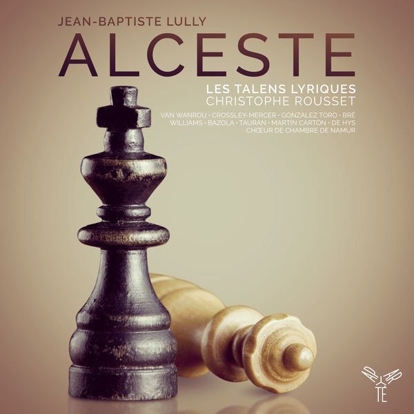 Christophe Rousset - Lully : Alceste