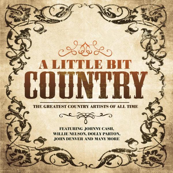 Various Artists - A Little Bit Country