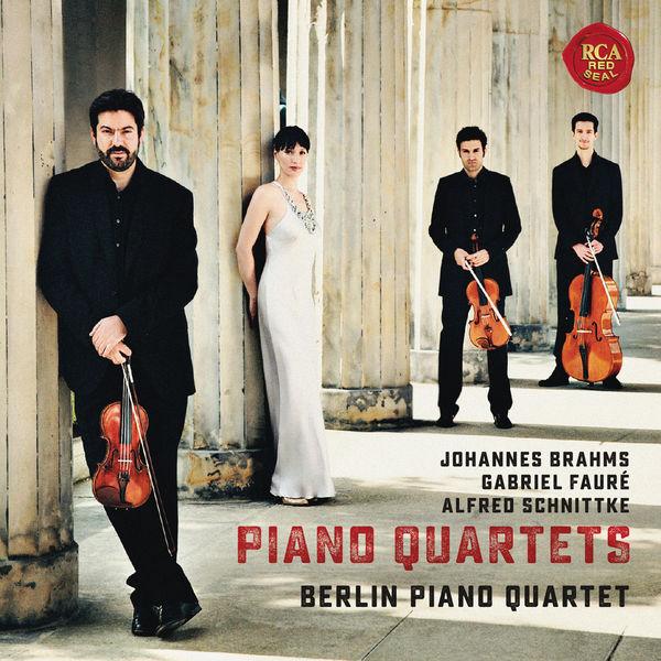 Berlin Piano Quartet - Brahms, Fauré & Schnittke: Piano Quartets
