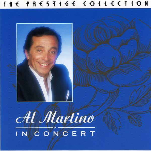 Al Martino - In Concert