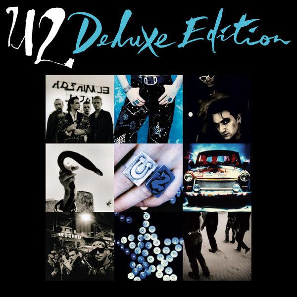U2 - Achtung Baby  (Deluxe Version)
