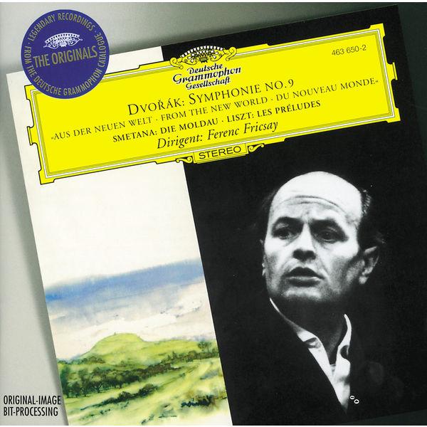Berliner Philharmoniker - Dvorák: Symphony No.9 / Smetana: The Moldau / Liszt: Les Préludes