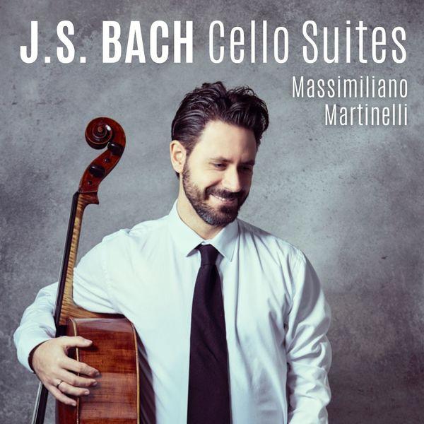Massimiliano Martinelli - Cello Suites