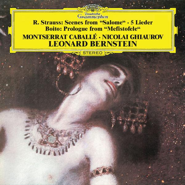 "Montserrat Caballé - R. Strauss: Selections From ""Salome"", 5 Songs; Boito: Mefistofele (Prologo)"