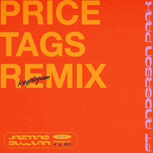 Jazmine Sullivan|Price Tags  (kryptogram Remix)