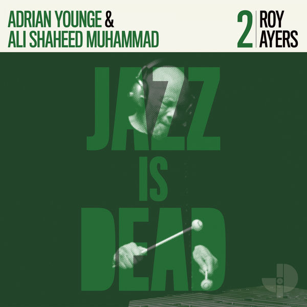 Adrian Younge - Roy Ayers JID002