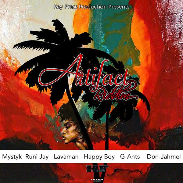 Various Artists - Artifact Riddim