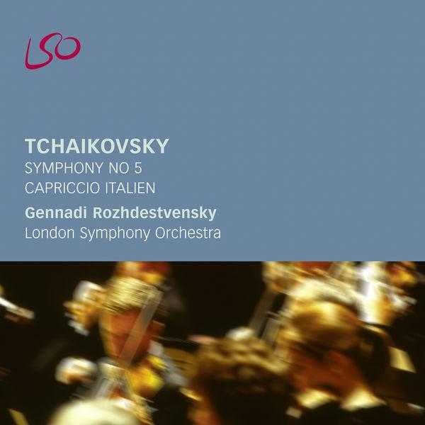 London Symphony Orchestra - Tchaikovsky: Symphony No. 5, Capriccio Italien