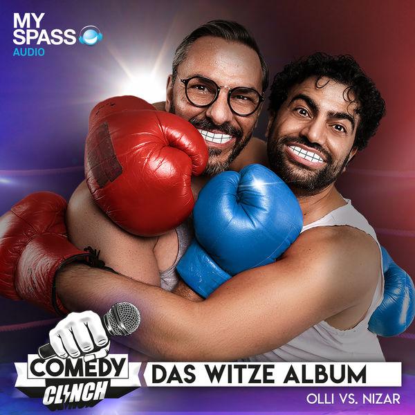 Comedy Clinch - Das Witze Album - Olli vs. Nizar