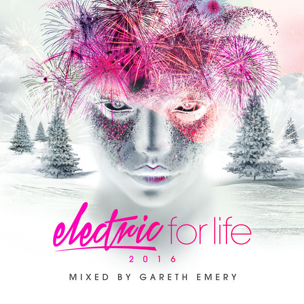 Gareth Emery - Electric For Life 2016 (Mixed by Gareth Emery)