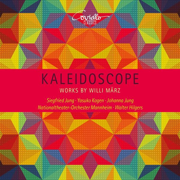 Various Artists - Kaleidoscope - Works for Tuba by Willi März