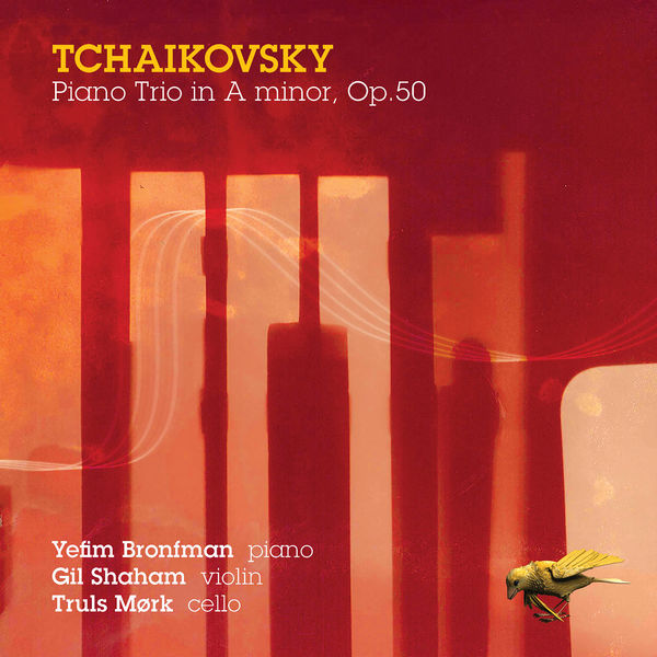 Yefim Bronfman - Tchaikovsky: Piano Trio in A Minor, Op. 50