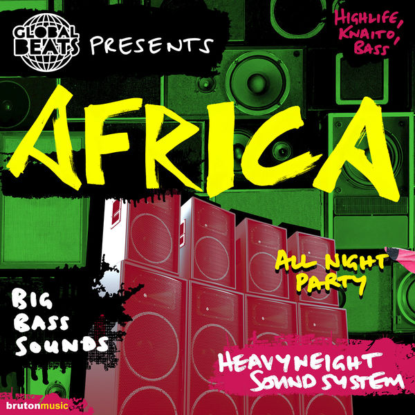 Various Artists - Global Beats: Africa