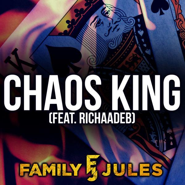 "FamilyJules - Chaos King (from ""DELTARUNE"")"