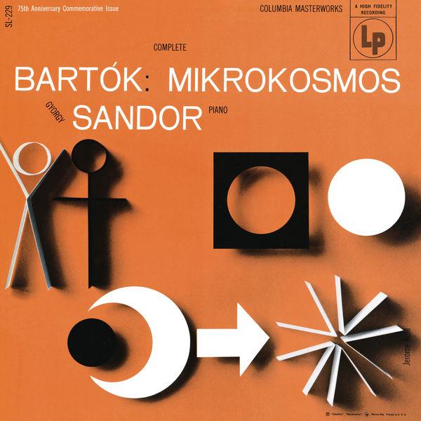 Gyorgy Sandor - Bartók: Mikrokosmos, Sz.107