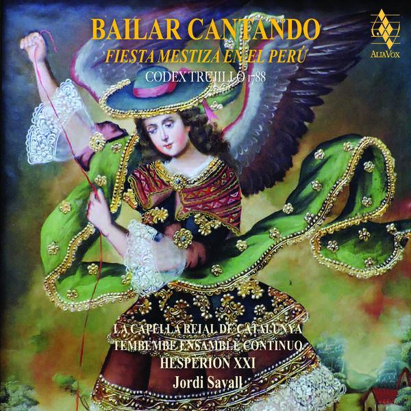 Jordi Savall - Bailar Cantando