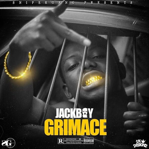JackBoy - Grimace