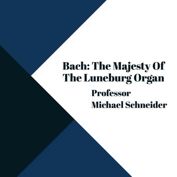 Professor Dr. Michael Schneider - Bach: The Majesty of The Lüneberg Organ