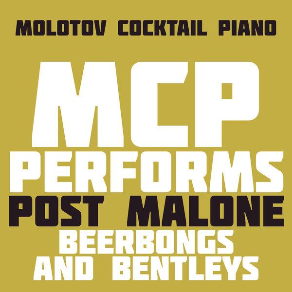 mcp performs post malone: beerbongs & bentleys (instrumental