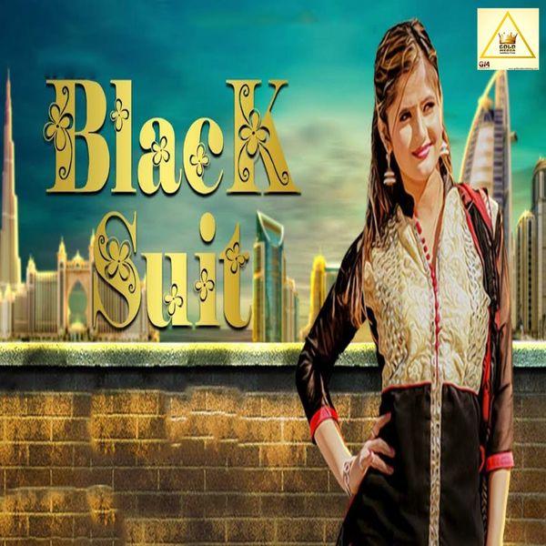 Monika Sharma - Black Suit