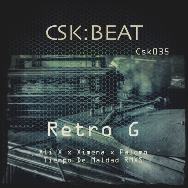 Retro G   CSK to stream in hi-fi, or to download in True CD