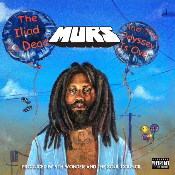 Murs - The Iliad is Dead and The Odyssey is Over