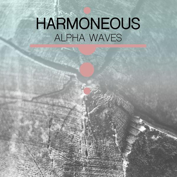 16 Harmoneous Alpha Waves   White Noise Relaxation, White Noise for