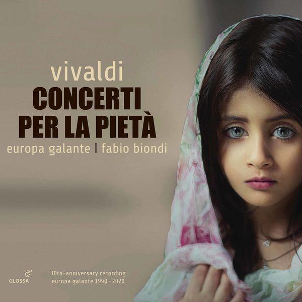 Fabio Biondi - Vivaldi : Concerti per la Pietà