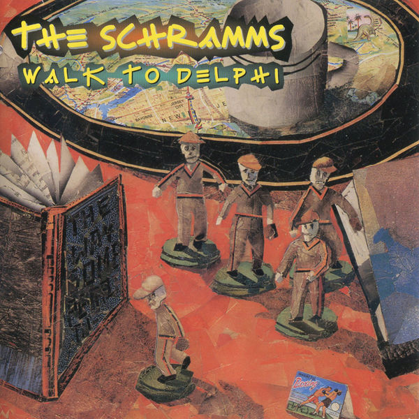 The Schramms - Walk To Delphi