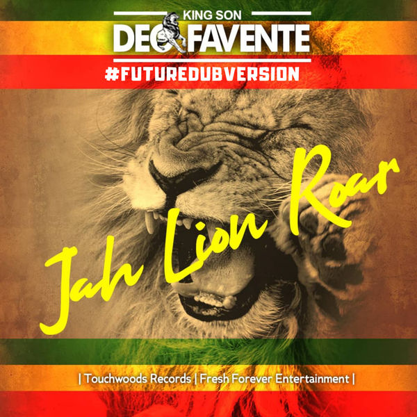 Deo Favente - Jah Lion Roar (Future Dub Version)