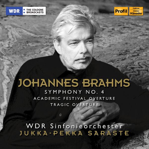 WDR Sinfonieorchester Köln - Brahms: Symphony No. 4 in E Minor - Academic Festival Overture - Tragic Overture