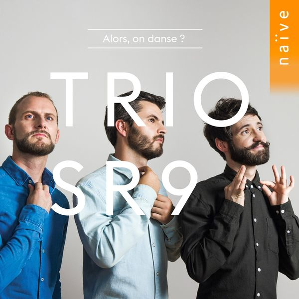 Trio SR9, Paul Changarnier, Nicolas Cousin, Alexandre Esperet - Alors, on danse ? (Transcr. for Three Marimbas)