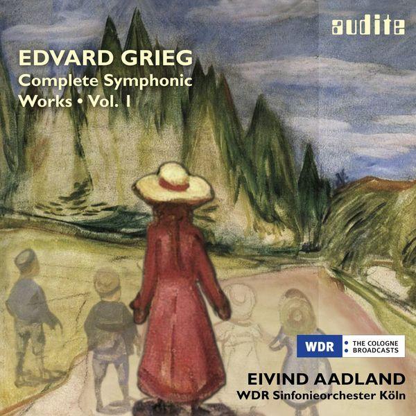 WDR Sinfonieorchester Köln - Grieg: Complete Symphonic Works, Vol. I