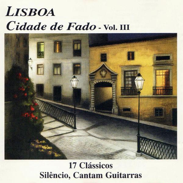 Armenio De Melo - Lisboa Cidade de Fado Vol. 3