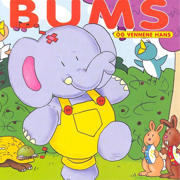 Jon Ruder - Bums og vennene hans