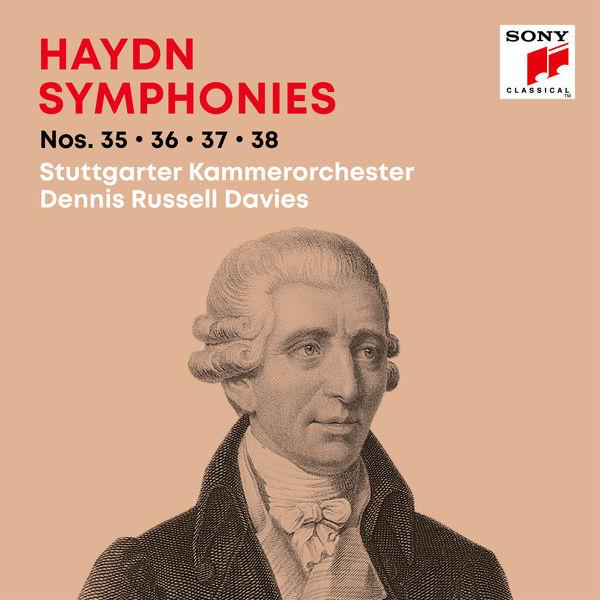 "Dennis Russell Davies - Haydn: Symphonies / Sinfonien Nos. 35, 36, 37, 38 ""Echo"""