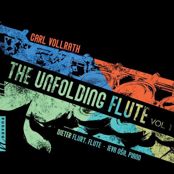 Dieter Flury - The Unfolding Flute
