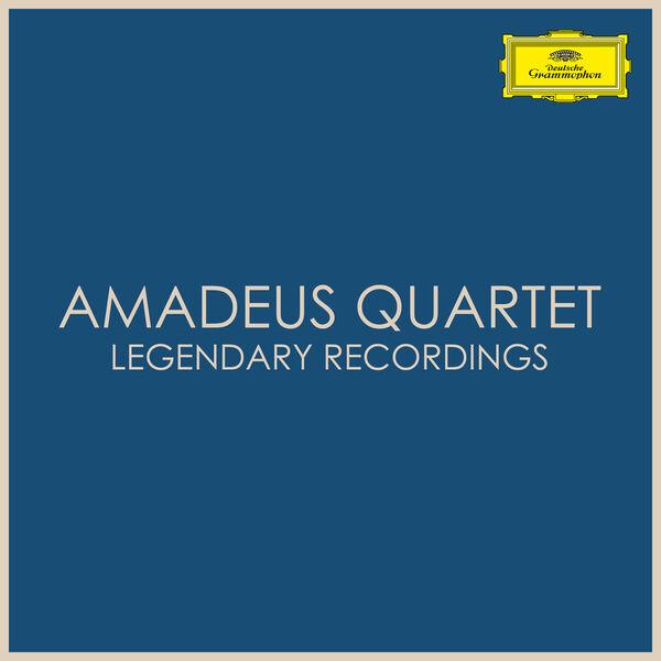 Amadeus Quartet - Amadeus Quartet Legendary Recordings