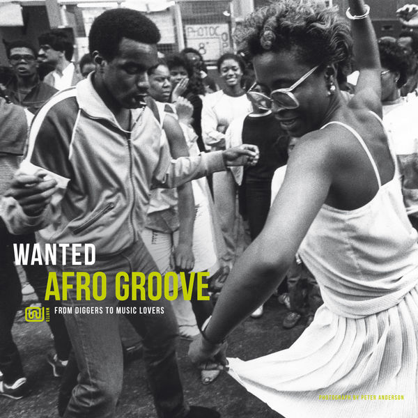 Various Artists - Wanted Afro Groove: From Diggers to Music Lovers