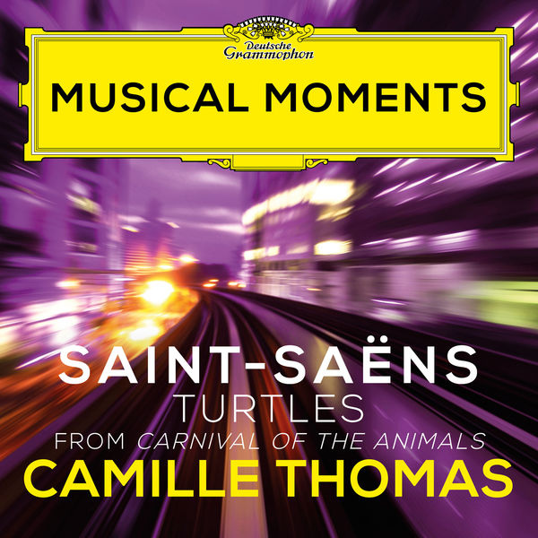 Camille Thomas - Saint-Saëns: Carnival of the Animals, R. 125: 4. Turtles