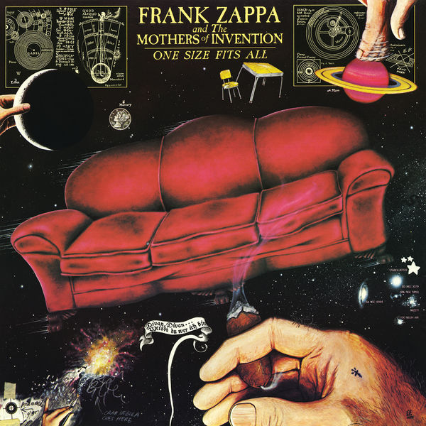 Frank Zappa|One Size Fits All
