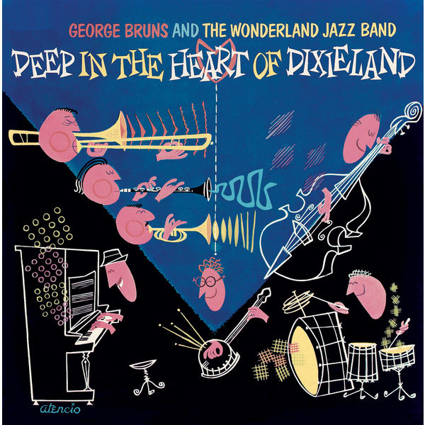 George Bruns - Deep in the Heart of Dixieland