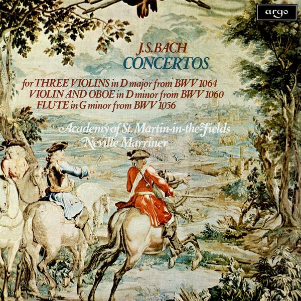 Carmel Kaine - Bach, J.S.: Concertos for Violin & Flute