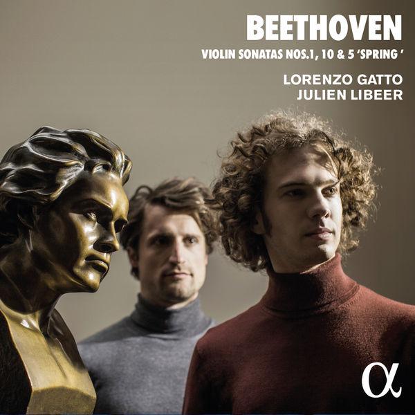 """Lorenzo Gatto - Beethoven : Violin Sonatas No. 1, 10 & 5 """"Spring"""""""