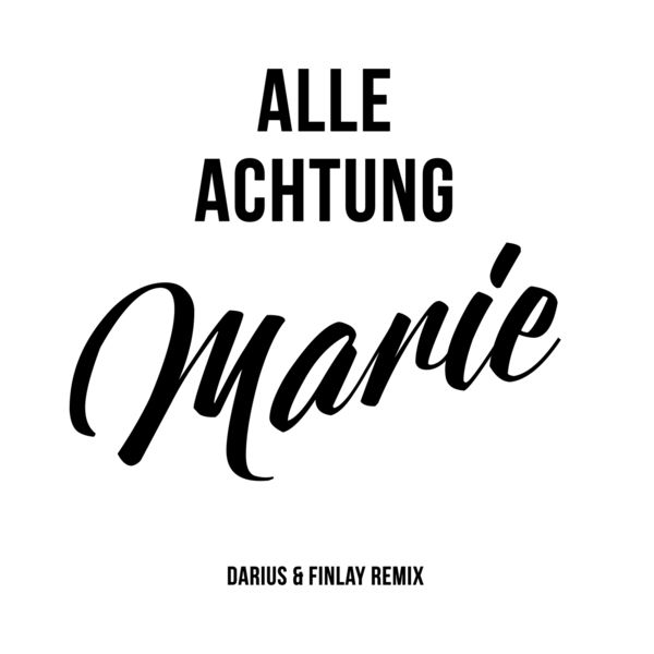 Alle Achtung - Marie