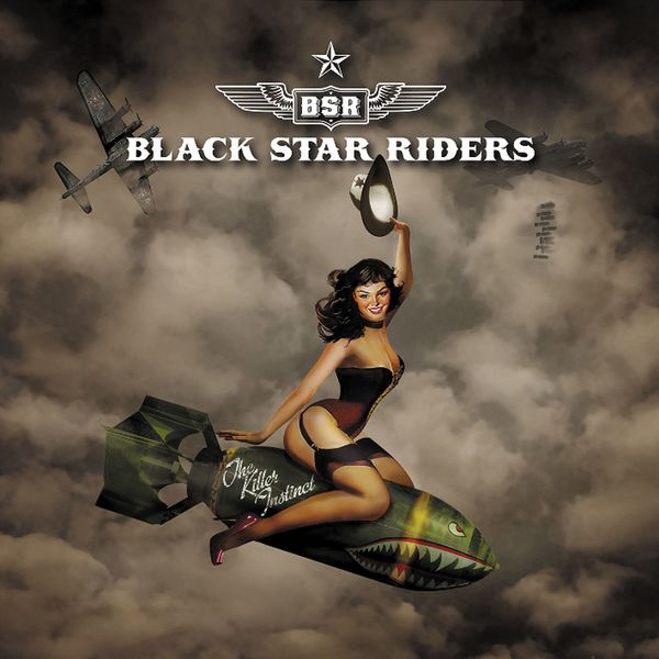 Black Star Riders - The Killer Instinct (Bonus Version)