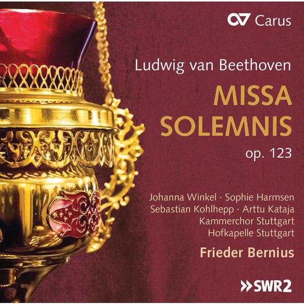 Frieder Bernius - Beethoven: Missa solemnis, Op. 123