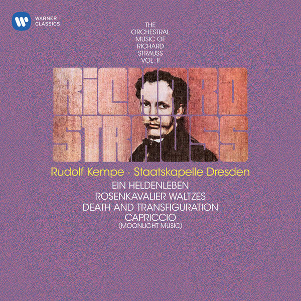 Staatskapelle Dresden - Strauss: Ein Heldenleben, Op. 40 & Death and Transfiguration, Op. 24