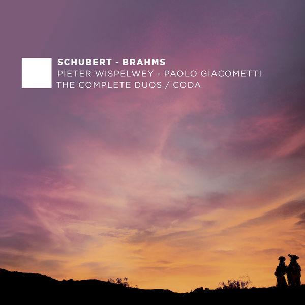 Pieter Wispelwey - F. Schubert & J. Brahms: The Complete Duos - Coda